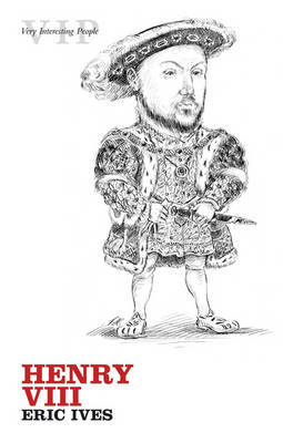 Henry VIII by Eric Ives image