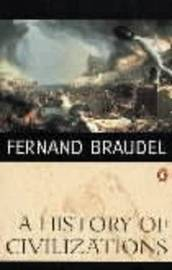 A History of Civilizations by Fernand Braudel image