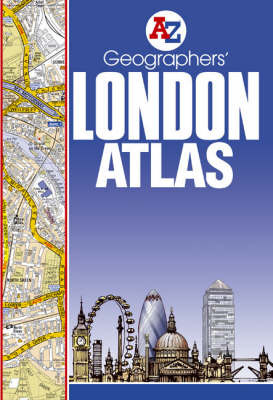 Geographers' London Atlas by Great Britain image