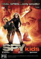 Spy Kids on DVD