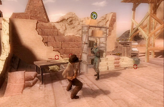Indiana Jones and the Staff of Kings for Wii image