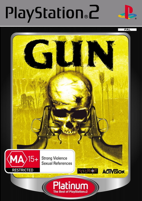 GUN for PS2