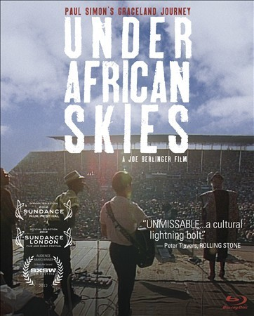 Paul Simon – Under African Skies on