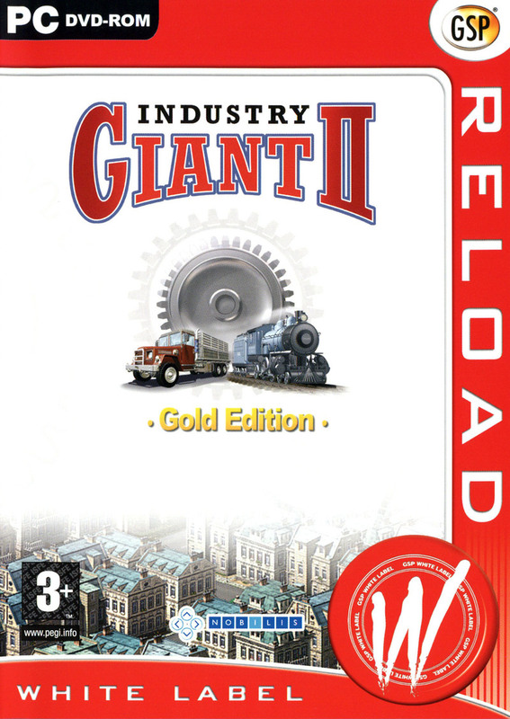 Industry Giant II: Gold Edition for PC Games