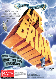 Monty Python's Life Of Brian on DVD image