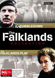 The Falklands Collection - The Falklands Play / Tumbledown on DVD