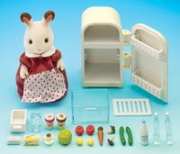 Sylvanian Families: Chocolate Rabbit Mother Set image