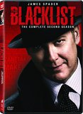 The Blacklist - Season 2 on Blu-ray