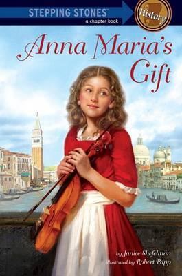 Anna Maria's Gift by Janice Shefelman image