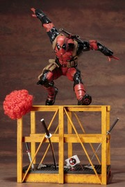 Marvel Now! X-Men: 1/6 Deadpool PVC Artfx+ Figure