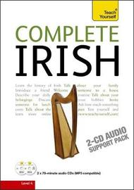 Teach Yourself Complete Irish: Audio Support by Diarmuid O Se
