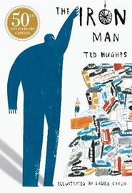 The Iron Man by Ted Hughes image