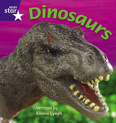 Star Phonics: Dinosaurs (Phase 5) by Emma Lynch image