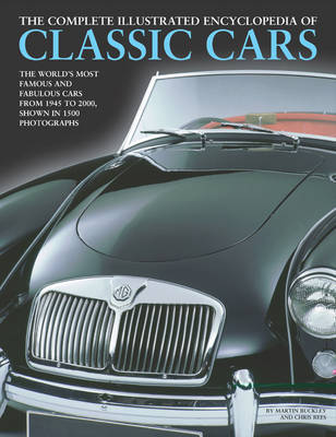 Complete Illustrated Encyclopedia of Classic Cars image