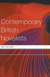 Contemporary British Novelists by Nick Rennison image