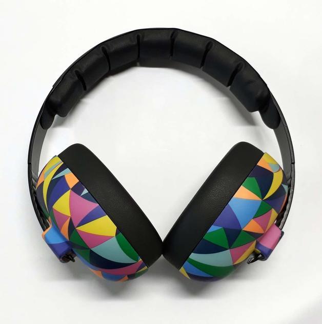 Banz Mini Earmuffs - Kaleidoscope