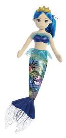 Sea Sparkle: Mermaid - Rainbow Indigo (45cm)