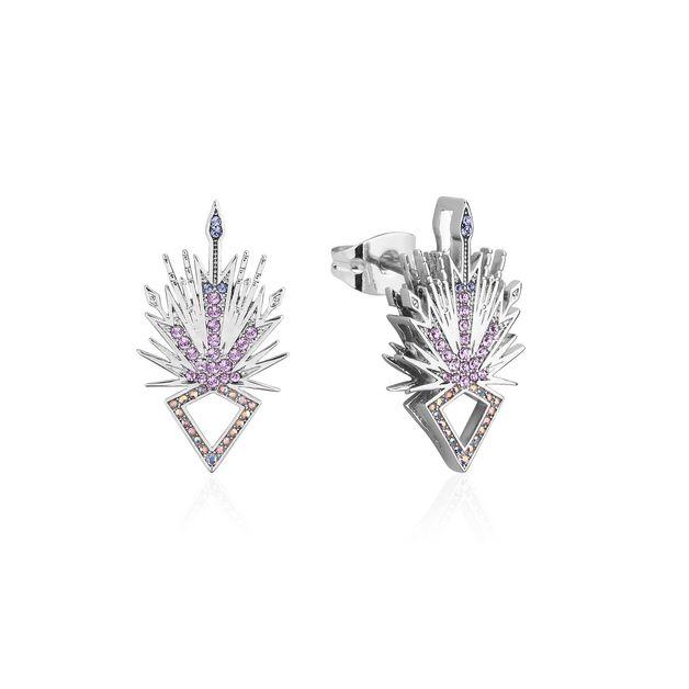 Couture Kingdom: Frozen II Elsa Ice Crystal Earrings
