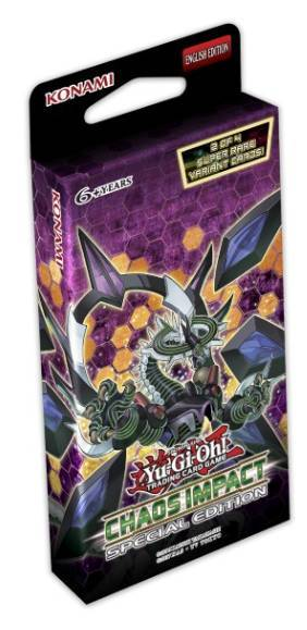 Yu-Gi-Oh! Chaos Impact Special Edition image