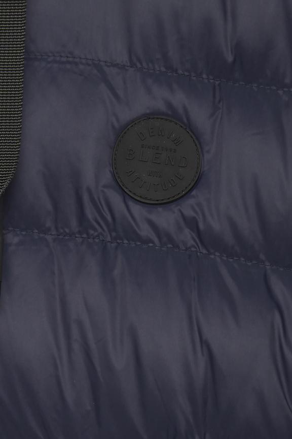 Blend: Dark Navy Blue Outerwear - XL image