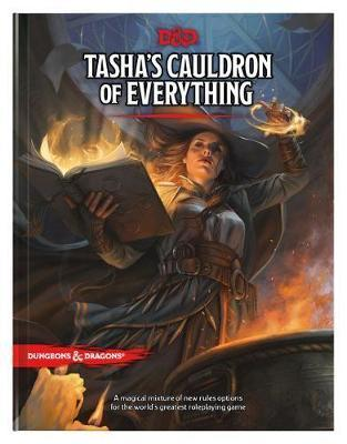 Dungeons & Dragons Tasha's Cauldron of Everything by Wizards RPG Team