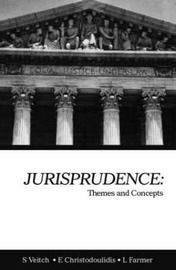 Jurisprudence: Themes and Concepts by Emilios A. Christodoulidis image