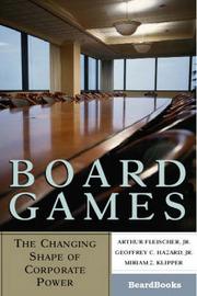 Board Games by Arthur Fleischer