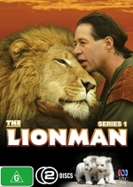 The Lion Man - Series 1 (2 Disc Set)  on DVD