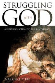 Struggling with God by Mark McEntire image