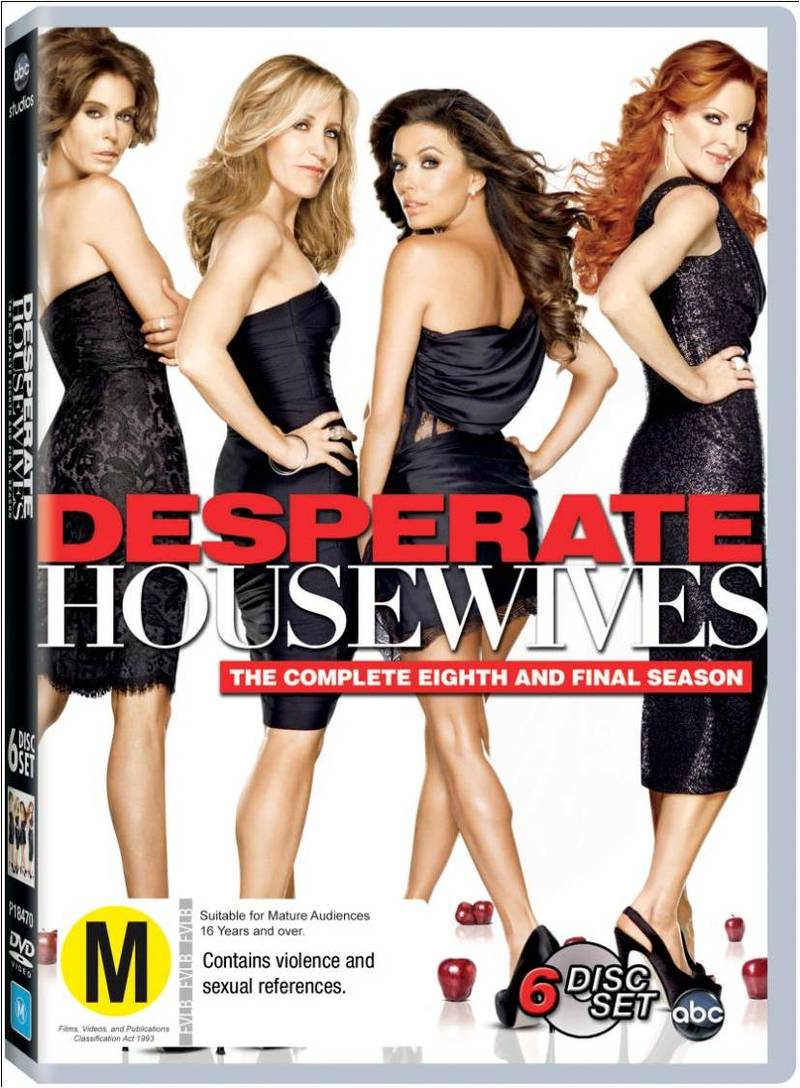 Desperate Housewives - The Complete 8th and Final Season on DVD image