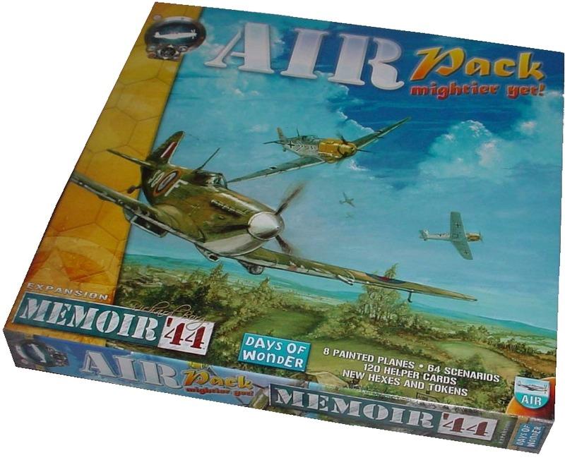 Memoir 44: Air Pack Expansion image