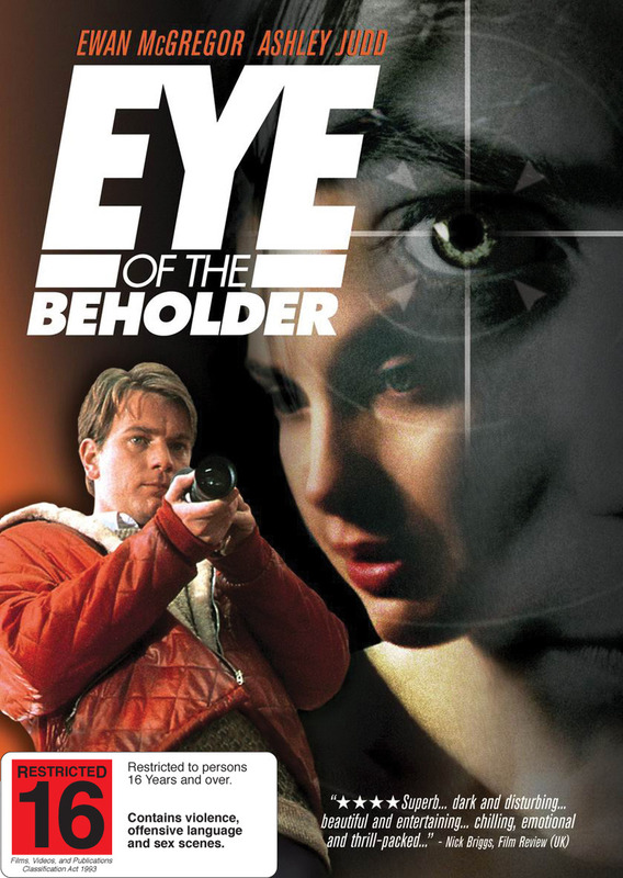 Eye Of The Beholder on DVD