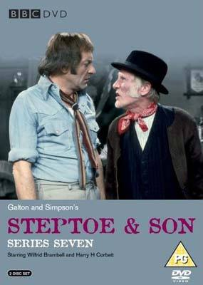 Steptoe & Son - The Complete 7th Series on DVD