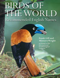 Birds of the World: Recommended English Names by Frank B. Gill image