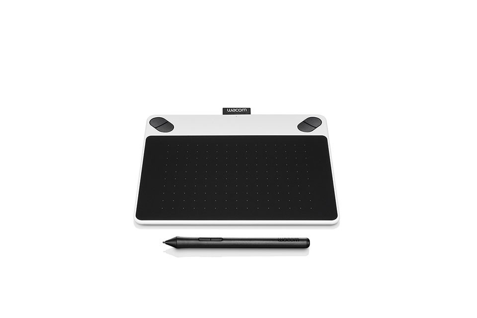 Wacom Intuos Draw Pen Tablet (Small / White) image