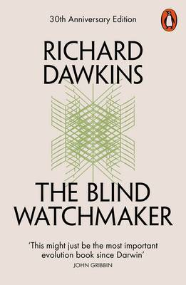 The Blind Watchmaker by Richard Dawkins image