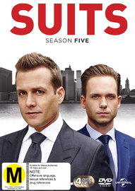 Suits - Season Five DVD