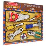 Melissa & Doug: Tools Chunky Wooden Puzzle
