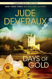 Days of Gold by Jude Deveraux image