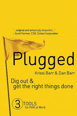 Plugged by Krissi Barr
