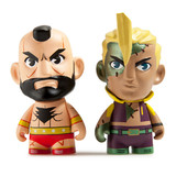 Streetfighter V - Kidrobot Mini Figure
