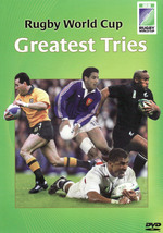 Rugby World Cup - Greatest Tries on DVD