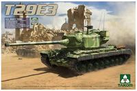 Takom 1/35 U.S. Heavy Tank T29E3 Model Kit