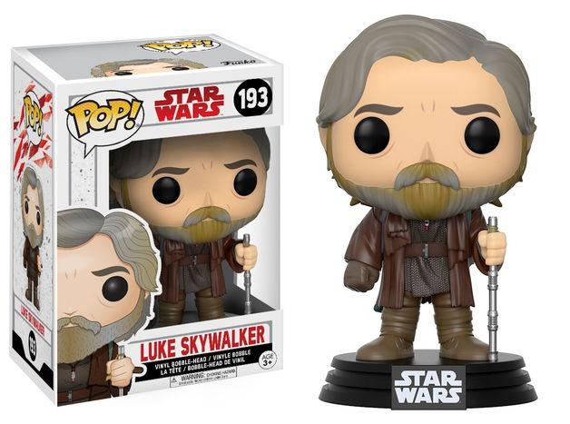 Star Wars: The Last Jedi - Luke Skywalker Pop! Vinyl Figure