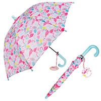 Childrens Umbrella - Flamingo