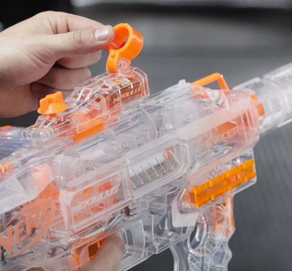 Nerf Modulus: Ghost Ops - Reflective Targeting Kit