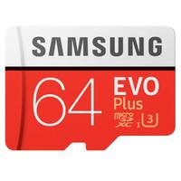 64GB Samsung EVO PLUS Micro SD with Adapter image