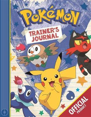 The Official Pokemon Trainer's Journal by Pokemon
