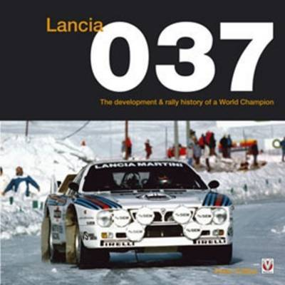 Lancia 037 by Peter Collins image