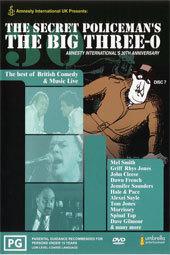 Secret Policeman's Ball, The - The Big Three-O on DVD